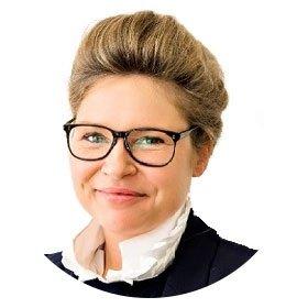 """Debora """"Debbie"""" Vogel aus München, Immobilienmaklerin, Geschäftsführerin von myresidence Immobilien"""